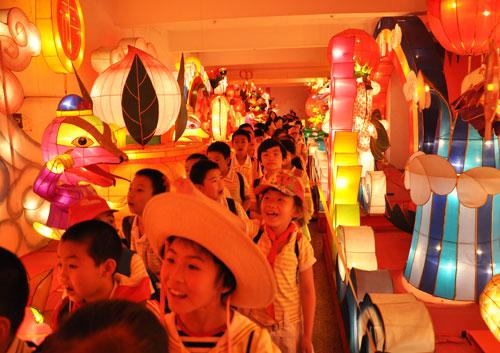 Visit Palace Lantern Museum